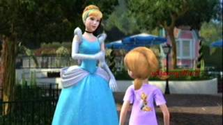 Kinect Disneyland Adventures Xbox 360 Playthrough Part 11