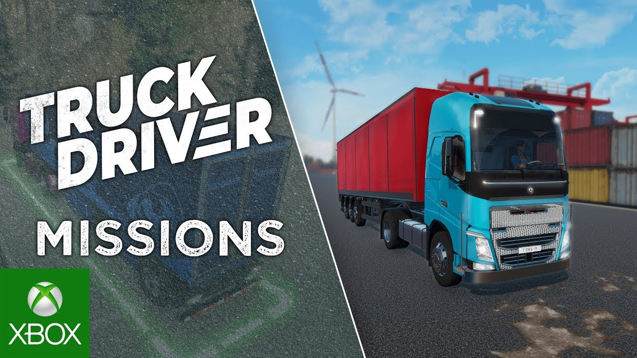 Truck Driver - Feature Showcase | Missions