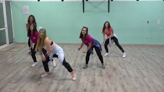 Dura - Daddy Yankee  choreography by Giouli Giannopoulou