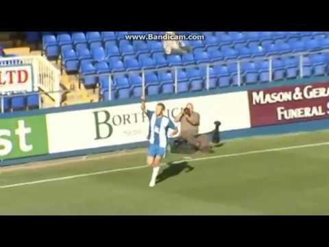 Hartlepool United 3-0 Walsall - 26th September 2009