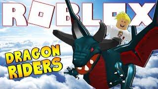 Lassen Sie uns spielen ROBLOX | DRAGON RIDERS LIKE SLITHER.io IN ROBLOX | SCHÖNE MÄDCHEN SPIELEN