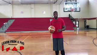 How to do a pick and roll basketball play