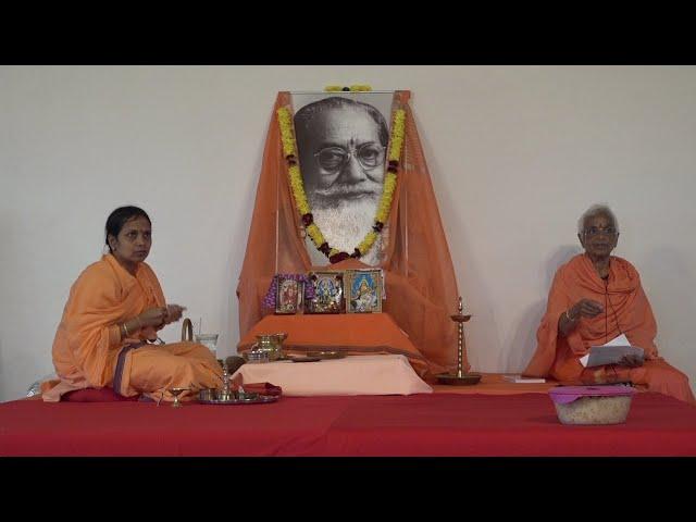 Navaratri Celebration at Temple of Compassion -  Day 1
