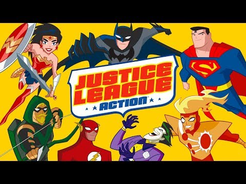All NEW Justice League Action Shorts! | Episodes 1 - 11 | DC Kids