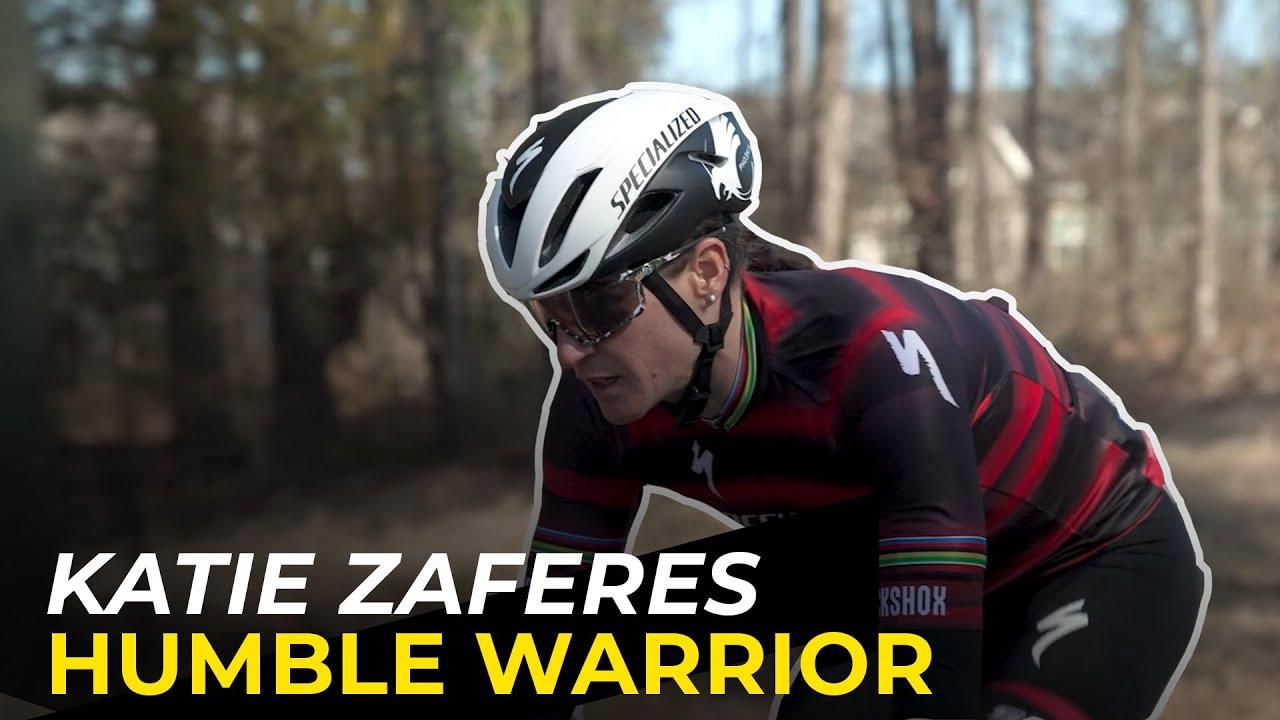Katie Zaferes | Humble Warrior | Triathlon Motivation Documentary