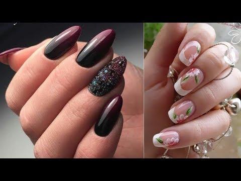 How To Polish Nails At Home Simple Nail Art Tutorial 5