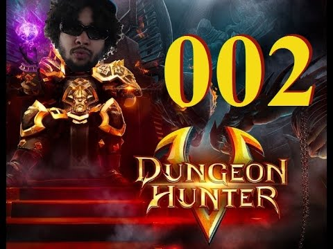 (60fps) Dungeon Hunter 5 - Let's Play 002 / Walkthrough / Playthrough / Gameplay