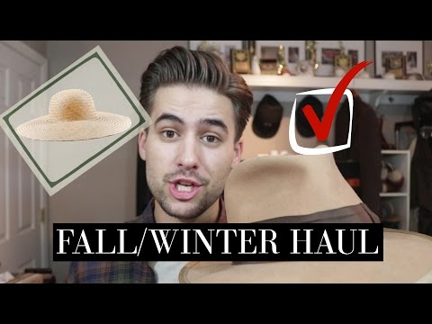 Fall & Winter Haul/Favorites and Try-On 2016 | Tokyo Haul! | Mens Fashion Haul