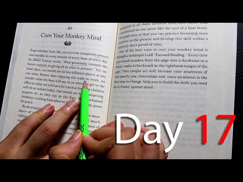 How To Improve English By Reading Books - Speak Fluently In English In 30 Days - Day 17