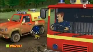 Sam le Pompier : S2/E20 - une sortie qui donne le vertige