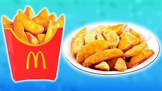 Вкусная Картошка по Деревенски Простой Недорогой Рецепт