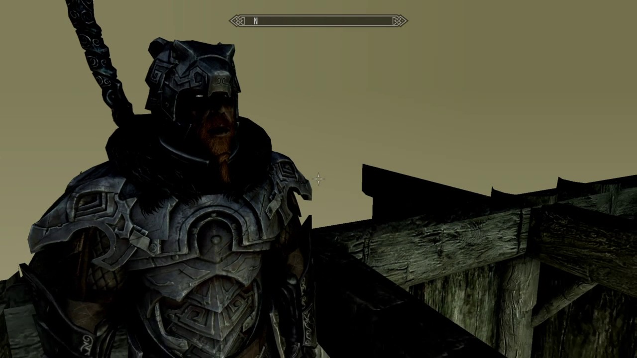 Whirlwind Sprint Into A Bookshelf Glitch On Skyrim