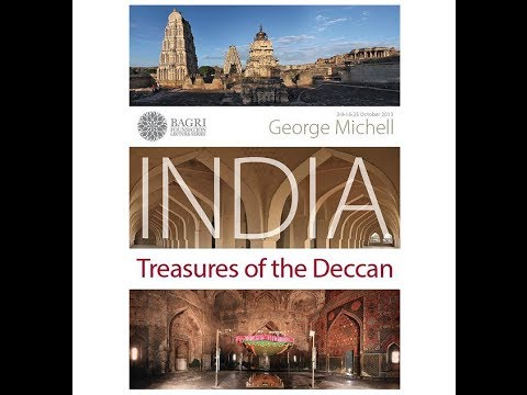 INDIA: Treasures of the Deccan with George Michell - Part 1