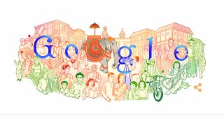Google Doodle celebrates Republic Day 2021