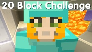Minecraft PS4 - 20 Block Challenge - Music To My Ears (34)