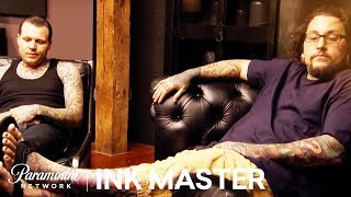 Ink Master, Season 5: Meet Your Rival: Cleen Rock One vs. Tim Lees