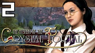 YAY Mystery of The Crystal Portal - 2 - To The Japan!