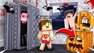 🧛♂️ CACAT ve ATARİKAFA VAMPİR EVİNDE - Minecraft Saklambaç