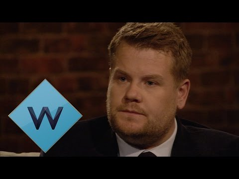 James Corden Talks About Being A Father | John Bishop In Conversation With | W