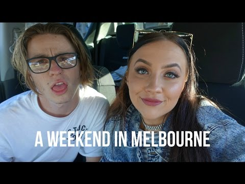 A Weekend In Melbourne.
