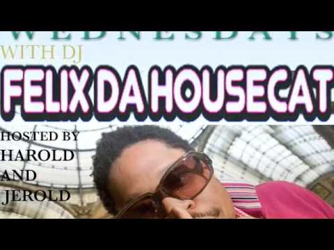 Felix da Housecat We All Wanna be Prince