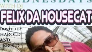 Felix da Housecat We All Wanna be Prince