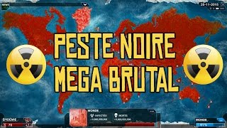 Plague Inc. Evolved Gameplay #55 Peste Noire en Méga Brutal FR