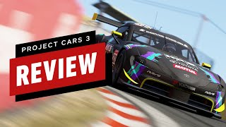 Project Cars 3 Review (Video Game Video Review)