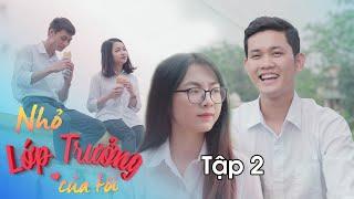 Nhỏ Lớp Trưởng Của Tôi - Tập 2 - Phim Hài Học Đường | SVM SCHOOL