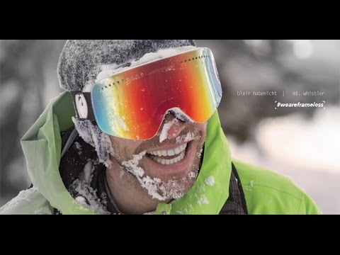 How to learn toeside snowboarding goggles