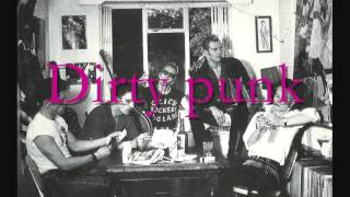 The Clash   Cut the crap #2   Dirty punk