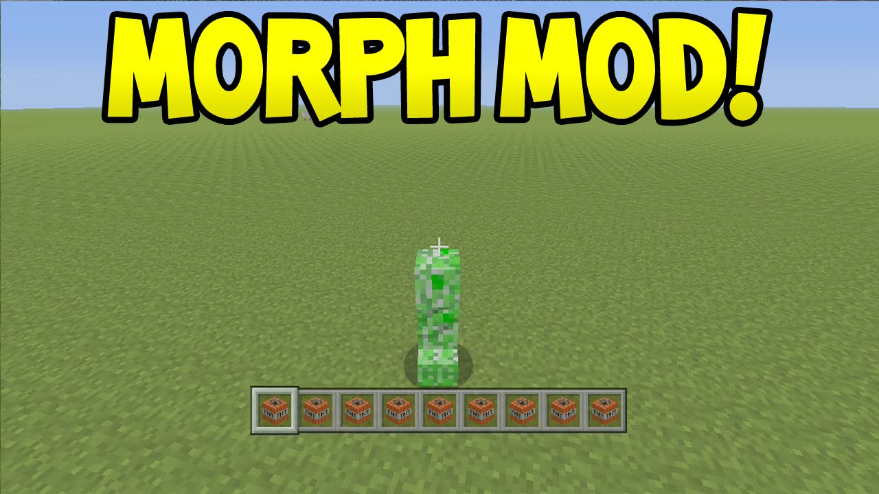 minecraft morph mod download for xbox 360