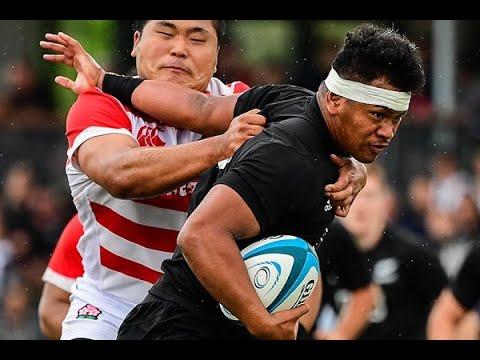 Full replay: Oceania U20s - New Zealand vs Japan