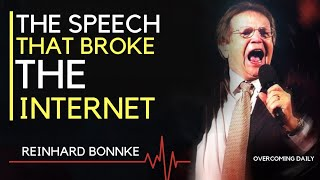 *A MUST WATCH *REINHARD BONNKE (R.I.P)-THE MOST POWERFUL SPEECH THAT BROKE THE INTERNET