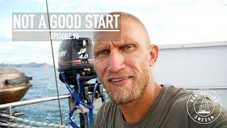 Video Not A Good Start - Ep. 98 RAN Sailing download MP3, 3GP, MP4, WEBM, AVI, FLV Juni 2018