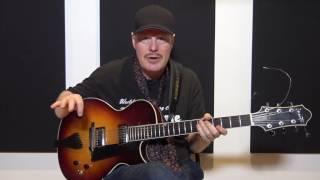 Ulf Wakenius - Lesson Excerpts 1 (Jazz Guitar)
