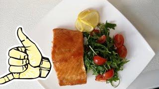 Простой рецепт рыбы в духовке! Что приготовить быстро