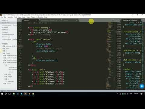 How To Html Code Properly (Element, Content, Parent, Child, Img, A Tag) - Class-2