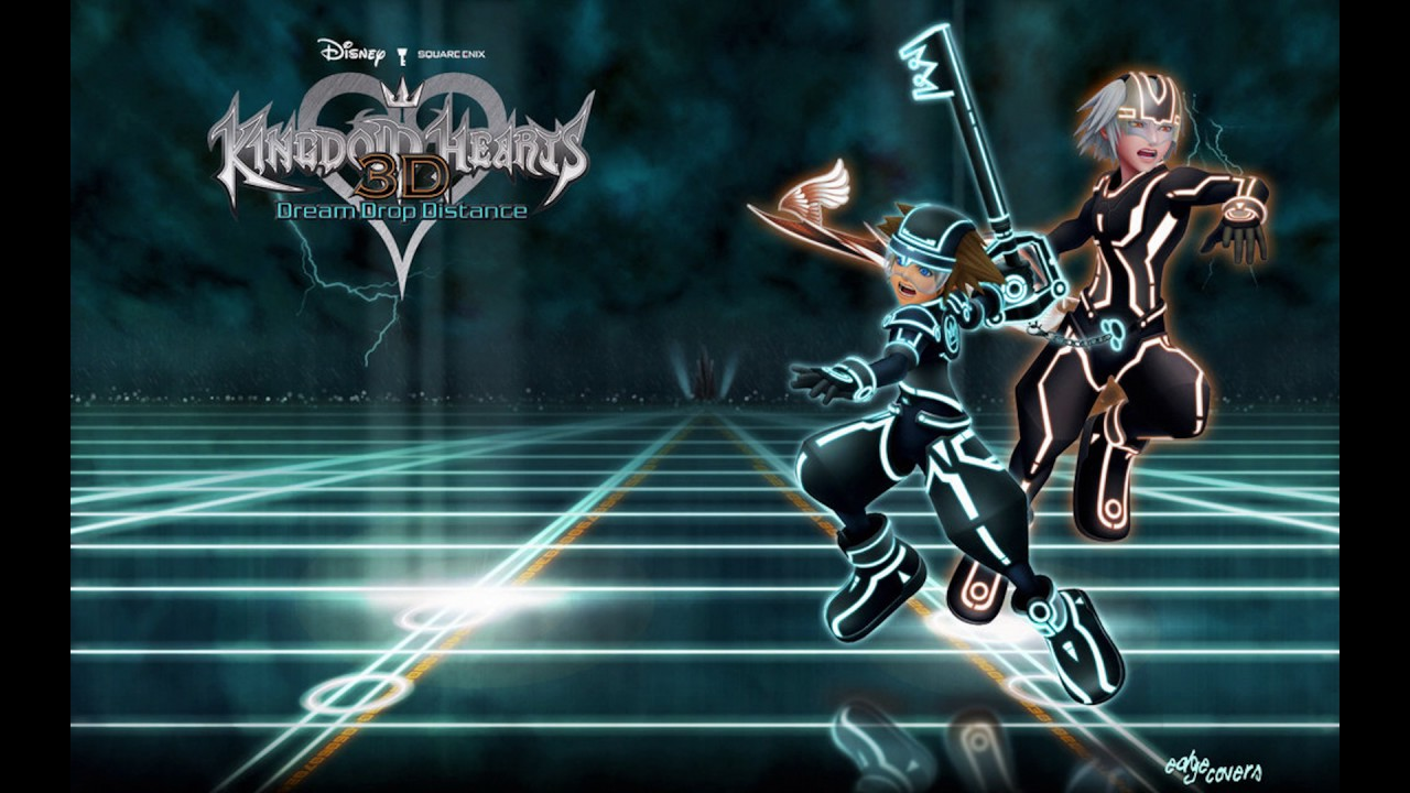 Kingdom Hearts 3d Dream Drop Distance Music Rinzler Recompiled