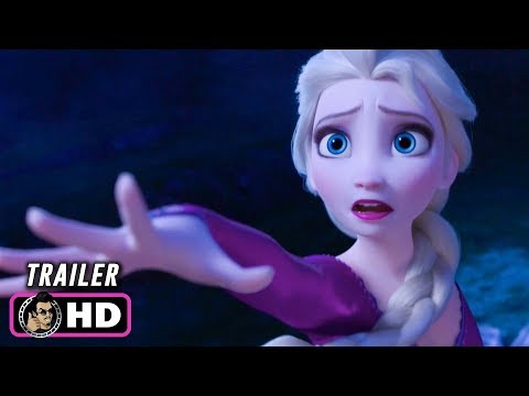 FROZEN 2 Trailer #2 (2019) Disney