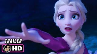 FROZEN 2 Trailer #2 (2019) Disney