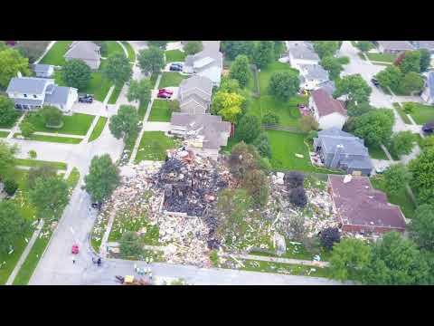Lincoln NE House Explosion