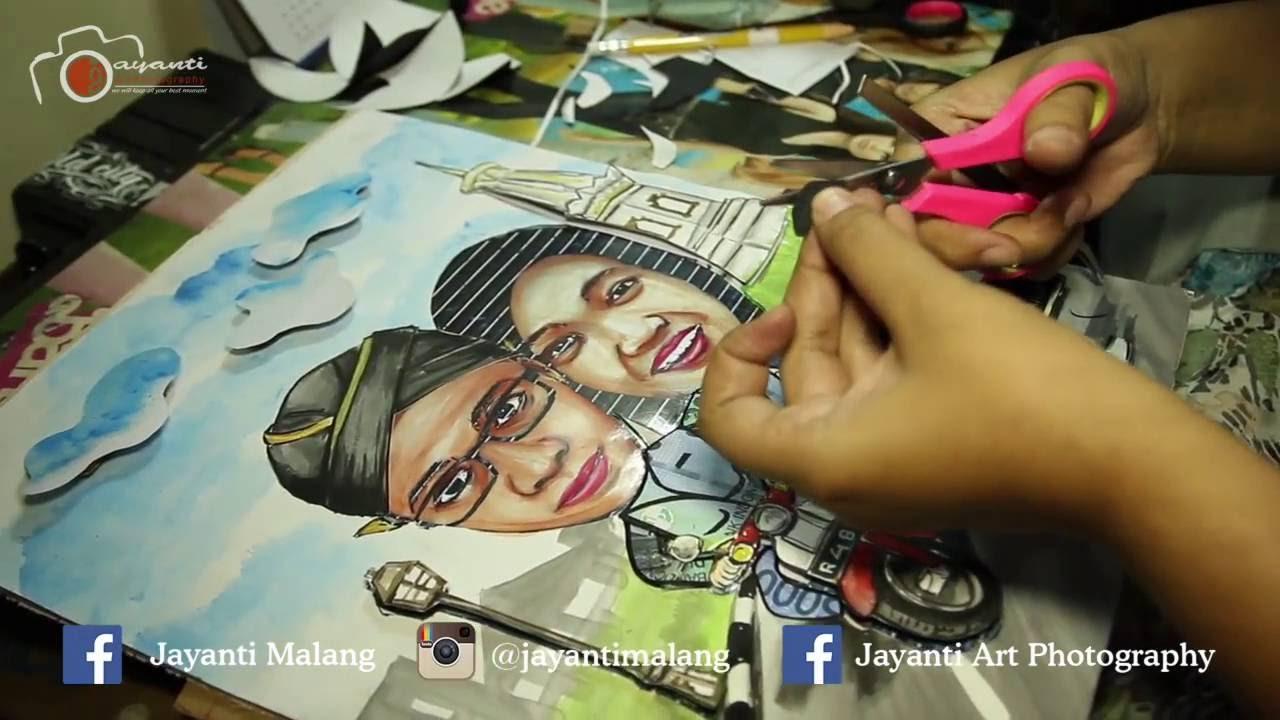 BTS Jayanti Wedding House Kreasi Mahar Karikatur YouTube