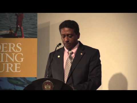 Leaders Valuing Nature -- H.E. Danny Faure, Vice President of Seychelles