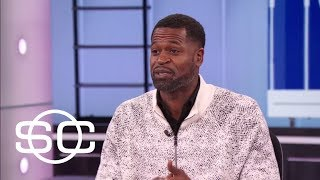 Stephen Jackson: 'I love to see NBA stars get kicked out' | SportsCenter | ESPN