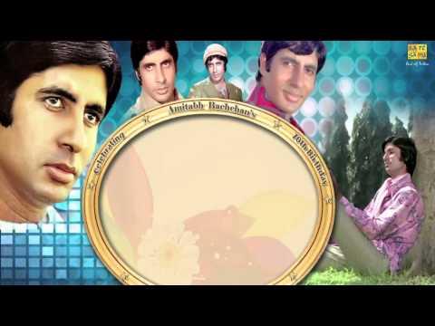 Amitabh Bachchan - Dekha Na Haye Re Socha Na | Kishore Kumar - Lyrics Video - Bombay To Goa