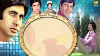 Amitabh Bachchan - Dekha Na Haye Re Socha Na | Kishore Kumar - Lyrics Video - Bombay To Goa