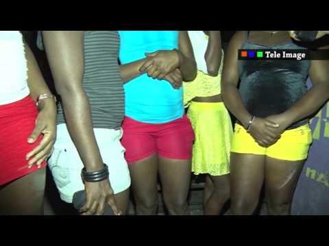 FILLE DE JOIE - La prostitution juvenile a Petion-Ville Haiti part # 1