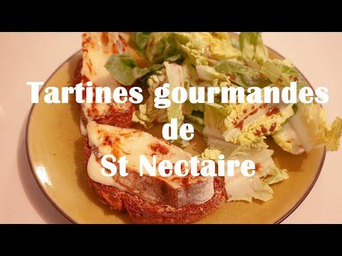 recette-express-facile-:-tartines-gourmandes-de-st-nectaire