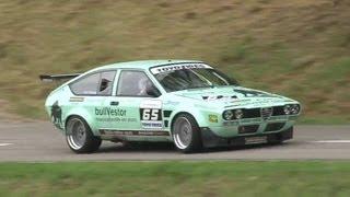 Hillclimb Bergrennen Reitnau - great Alfa Romeo GTV Opel Kadett GTE BMW E30 Porsche 935 Turbo FV22 thumbnail